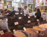 Каркаде – съедобные достопримечательности Египта - Базар, на котором можно приобрести лепестки розеллы - фото (фотографии)